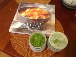 Super Fresh Thai Green Curry Paste