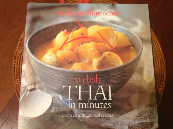 """Stylish Thai in Minutes"" by Vatcharin Bhumichitr is my fave Thai cookbook."